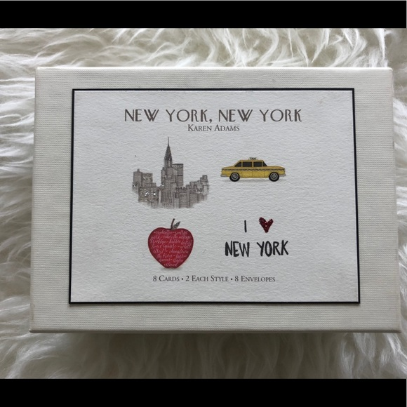 Kate spade other new york greeting cards nyc big apple poshmark kate spade new york greeting cards nyc big apple m4hsunfo